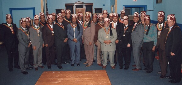 Past Potentates Council